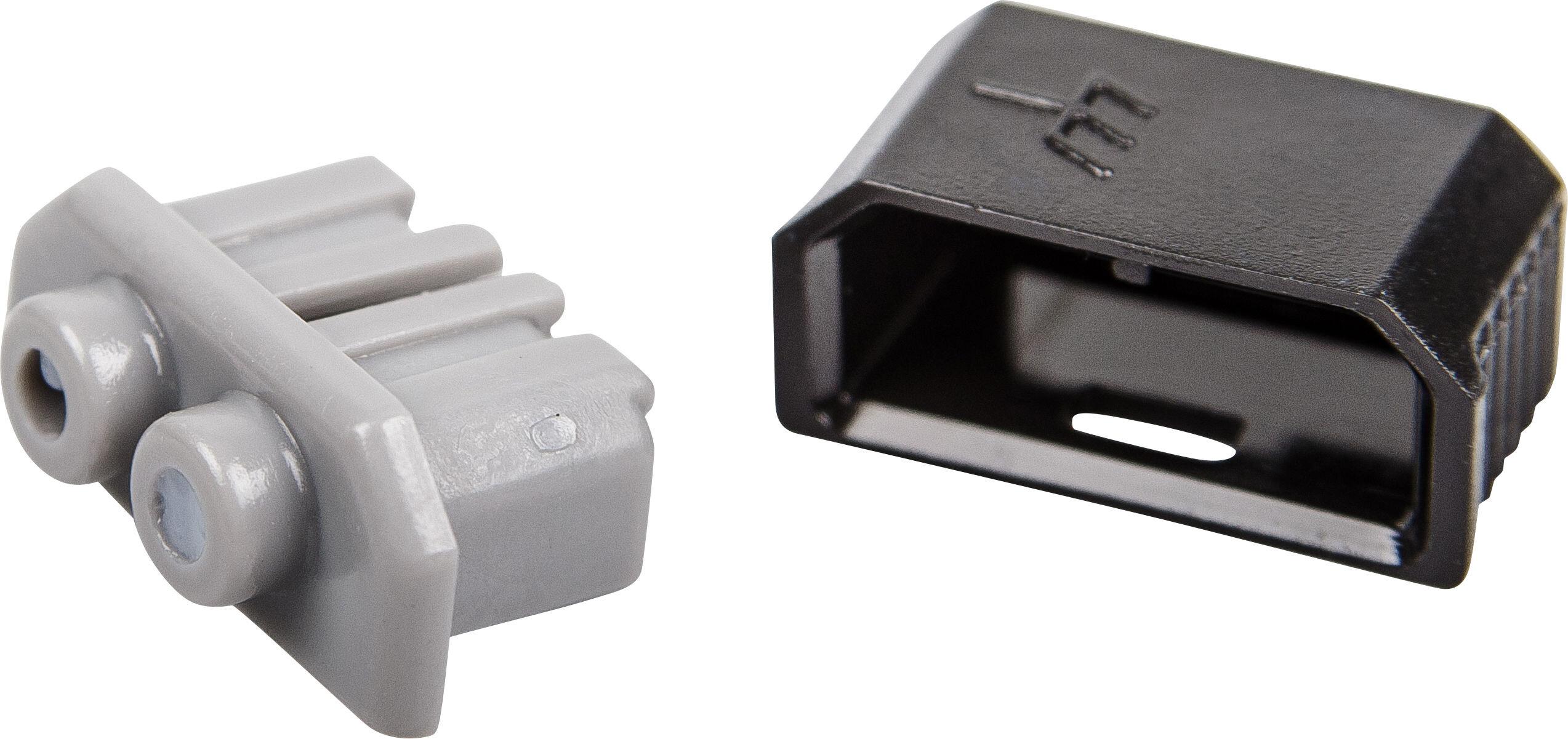 Shimano conector y cubierta para Nabendynamo hb-nx30//50